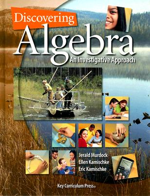 Image for Discovering Algebra: An Investigative Approach (Discovering Mathematics)