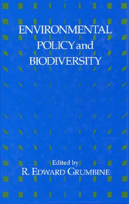 Image for Environmental Policy and Biodiversity