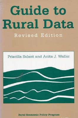 Image for Guide to Rural Data: Revised Edition