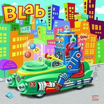 Blab! Vol. 13, Beauchamp, Monte