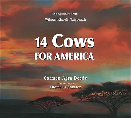 14 Cows for America, Deedy, Carmen Agra