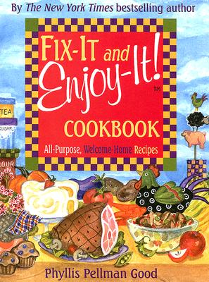 Image for FIX-IT AND ENJOY-IT! COOKBOOK