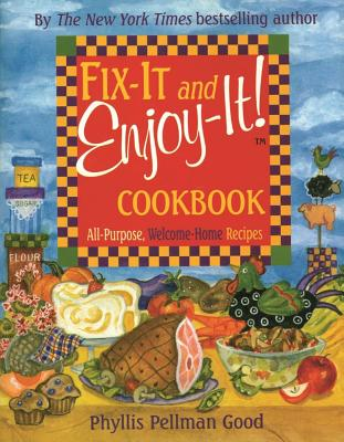 Image for Fix It And Enjoy It Cookbook