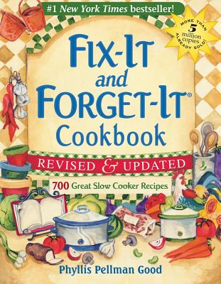 Image for Fix-It and Forget-It Cookbook: 700 Great Slow Cooker Recipes (Fix-It and Forget-It Series)