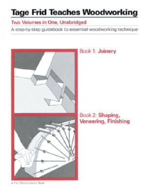 Image for Tage Frid Teaches Woodworking (Joinery / Shaping, Veneering, Finishing)