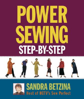 Image for Power Sewing Step-by-Step