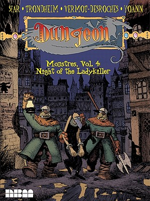 Image for Dungeon  Monstres ? Vol. 4: Night of the Ladykiller