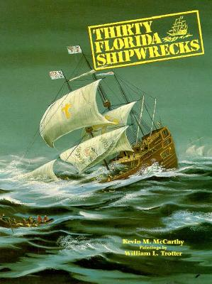 Thirty Florida Shipwrecks, Kevin McCarthy