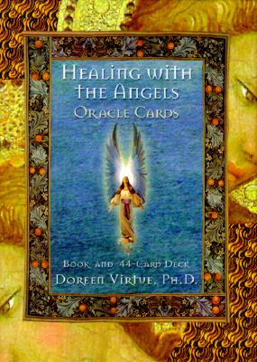 Image for Healing with the Angels Oracle Cards: A 44-Card Deck With Guidebook