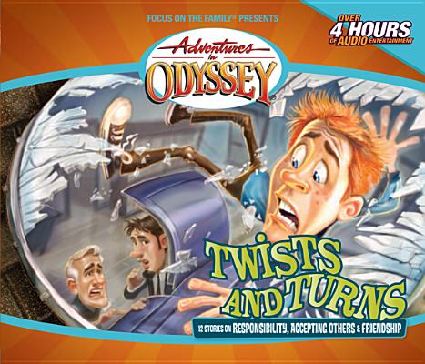 Image for Vol 23 Twist & Turns The Adventures in Odyssey
