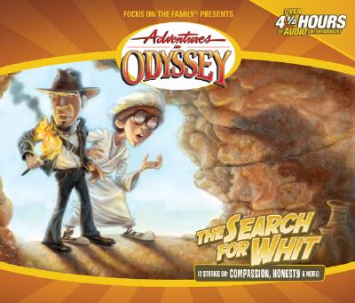 Image for Vol 27 The Search For Whit The Adventures in Odyssey