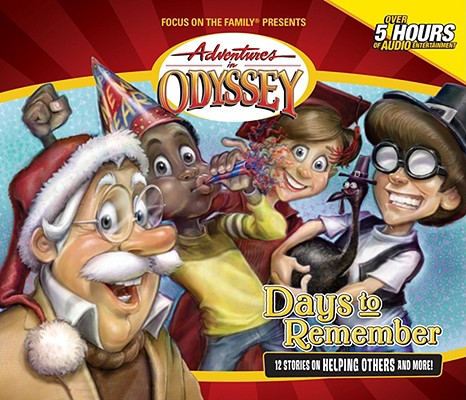 Image for Vol 31 Days to Remember The Adventures in Odyssey