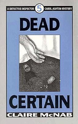 Dead Certain, McNab, Claire