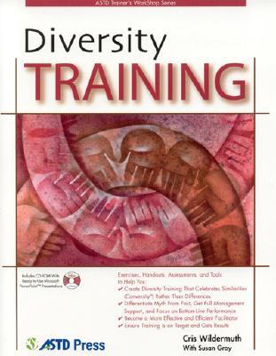 Image for DIVERSITY TRAINIMNG ASTD TRAINER'S WORKSHOP SERIES