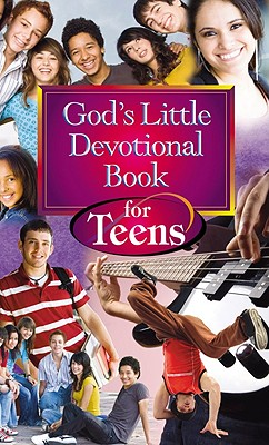 Image for God's Little Devotional Book for Teens