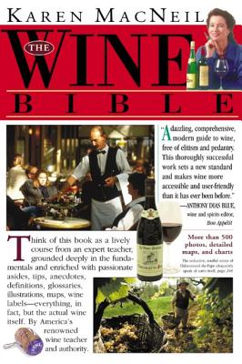 The Wine Bible, MacNeil, Karen
