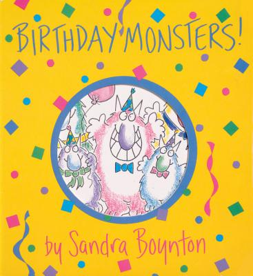 Image for Birthday Monsters! (Boynton on Board)