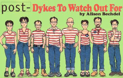 Post-Dykes to Watch Out for, Bechdel, Alison
