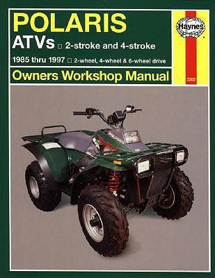 Polaris ATV 250 500cc, '85'97 (Haynes Repair Manuals), Haynes