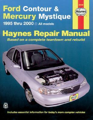 Image for Ford Contour & Mercury Mystique (95-00) Haynes Repair Manual (Haynes Repair Manuals)