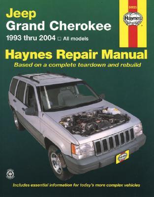 Image for HAYNES JEEP GRAND CHEROKEE 1993 THRU 200