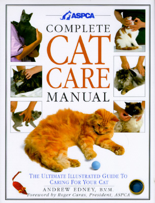 Image for Complete Cat Care Manual: The Ultimate Illustrated Guide to Caring for Your Cat