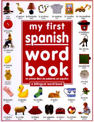 Image for My 1st Spanish Word Book / Mi Primer Libro De Palabras EnEspanol: A Bilingual Word Book (Spanish Edition)