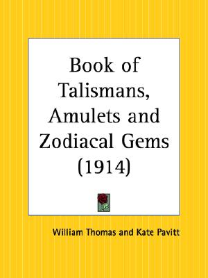 Image for Book of Talismans, Amulets and Zodiacal Gems