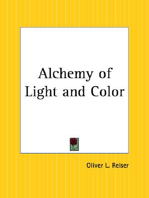 Image for Alchemy of Light and Color