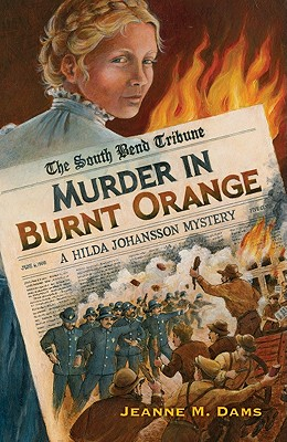 Image for Murder In Burnt Orange