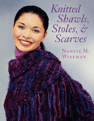 Image for Knitted Shawls, Stoles, and Scarves 'Print on Demand Edition'