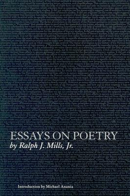 Image for Essays on Poetry (American Literature (Dalkey Archive))