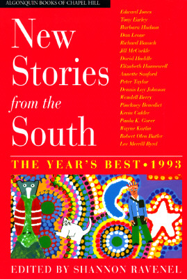 New Stories from the South: The Year's Best, 1993, Ravenel, Shannon