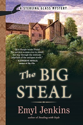 The Big Steal (Sterling Glass Mysteries), Jenkins, Emyl