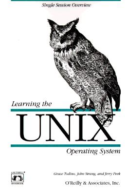Image for Learning the UNIX Operating System, Single Session Overview, Fourth Edition