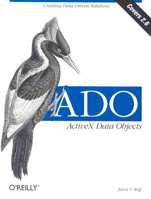 Image for ADO: ActiveX Data Objects: Creating Data-Driven Solutions