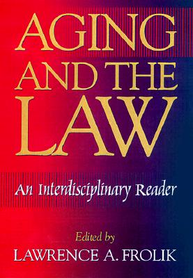 Image for Aging And The Law