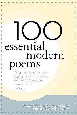 Image for 100 Essential Modern Poems