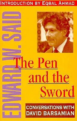 The Pen and the Sword, Said, Edward W.