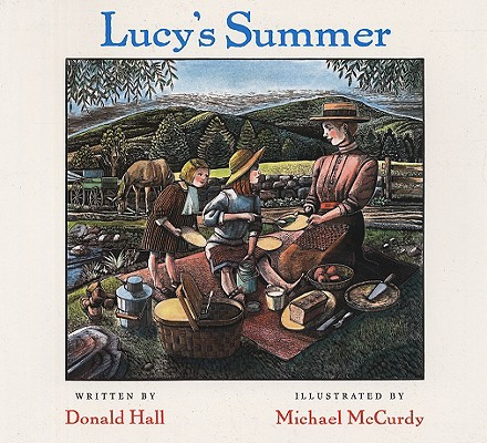 LUCY'S SUMMER, DONALD HALL