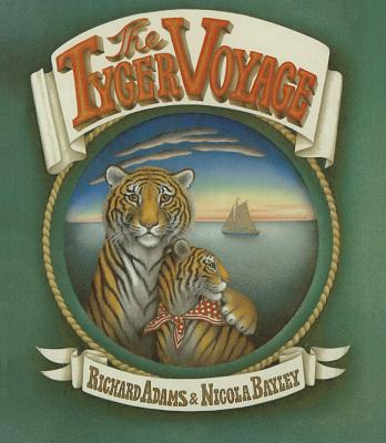 TYGER VOYAGE, ADAMS, RICHARD