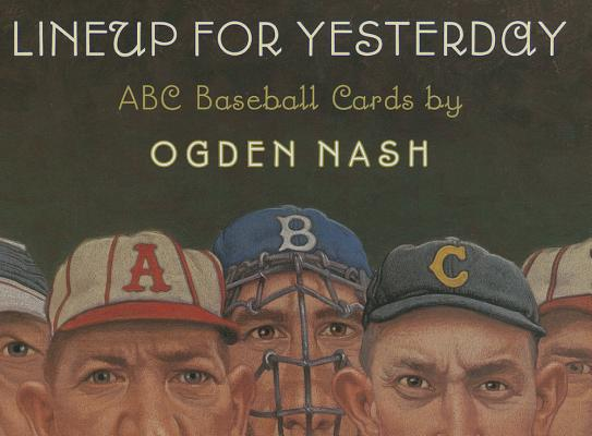 Image for Lineup for Yesterday ABC Baseball Cards