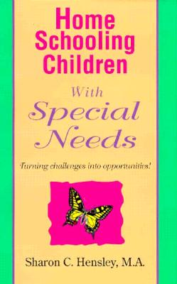 Image for Home Schooling Children With Special Needs