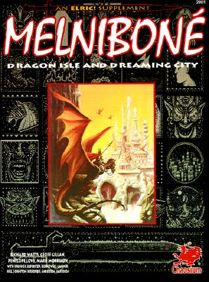 Image for Melnibone: Dragon Isle and Dreaming City (An Elric Supplement)