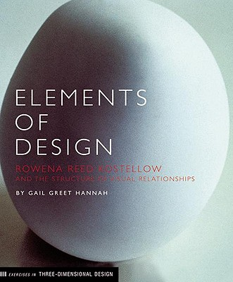 Image for Elements of Design: Rowena Reed Kostellow and the Structure of Visual Relationsh