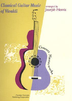 Image for Classical Guitar Music of Vivaldi (Concert Masterworks)