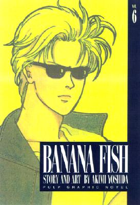 Banana Fish, Vol. 6, Yoshida, Akimi