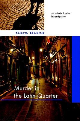 Murder In The Latin Quarter, Black, Cara
