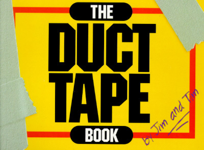 Image for The Duct Tape Book
