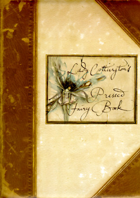 Image for PRESSED FAIRY BOOK